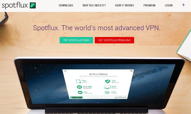 spotflux.com