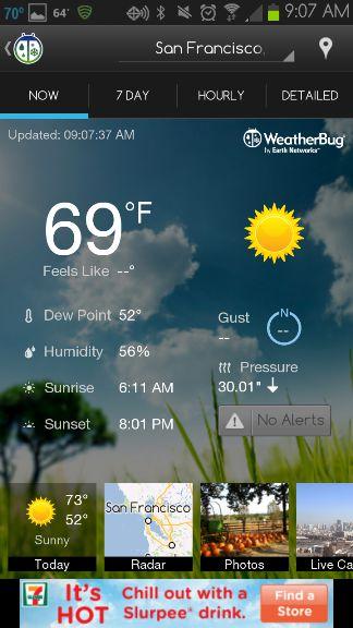 WeatherBug Android via staticworld.net