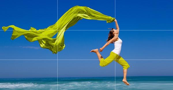 7 Tips Fotografi Smartphone Untuk Hasil Terbaik rule of thirds