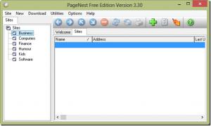 PageNest Offline Browser