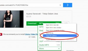 download youtube dengan idm