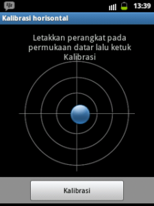 cara kalibrasi layar smartphone