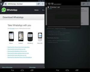 WhatsApp Download,WhatsApp Tablet, Cara Mudah Instal WhatsApp Pada Tablet Android