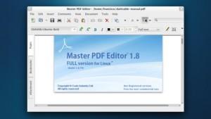 master pdf editor linux_compressed