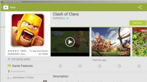 Install Clash of Clans COC pada PC