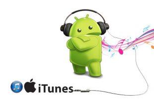 Transfer lagu dari itunes ke android