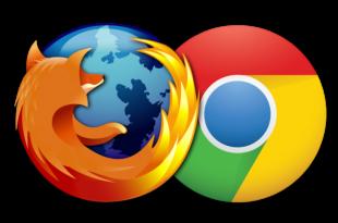 hapus otomatis cache history browser chrome dan firefox