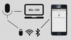 Cara Membuat Android Menjadi Microphone , Microphone Android, Microfon Android, WO Mic