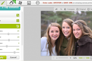 10 website edit foto online