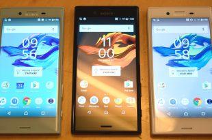 Spesifikasi Smartphone Terbaik Sony November 2016