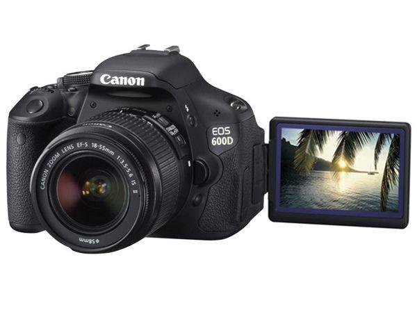 harga canon 600D, Canon EOS 600D - Harga Kamera Canon EOS 600D