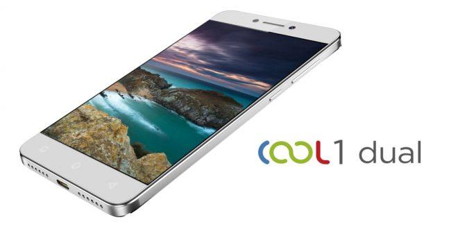 Spesifikasi dan harga Coolpad Cool S1 RAM 6 GB Desember 2016
