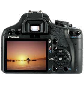 LCD Canon EOS 500D, Canon EOS 500D, harga kamera canon eos 500D, harga canon 500d baru, harga canon 500d second, canon 500d vs 600d