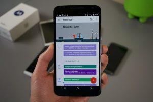 Google Calendar, aplikasi kalender gratis, aplikasi kalender android