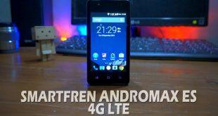 Spesifikasi Dan Harga Terjangkau Smartfren Andromax Es 4G LTE Januari 2017