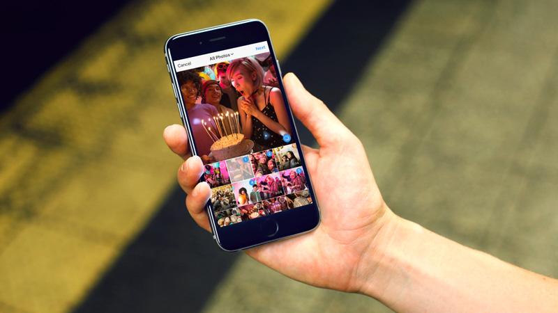 Instagram Rilis Fitur Photo Album, Begini Cara Menggunakannya