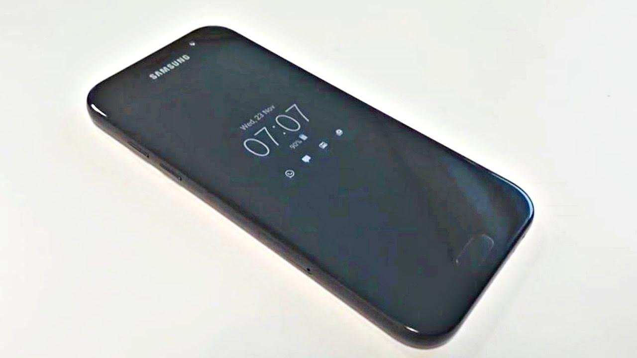 Spesifikasi Dan Harga Samsung Galaxy A5 2017 Tahan Air