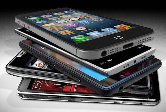 Coba Susun Smartphone pada saat berkumpul