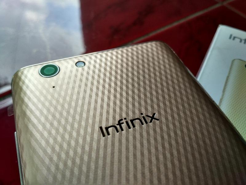 Infinix Hot 3 Lite