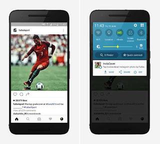 InstaSaver - Aplikasi Unduh Gambar dan Video Instagram