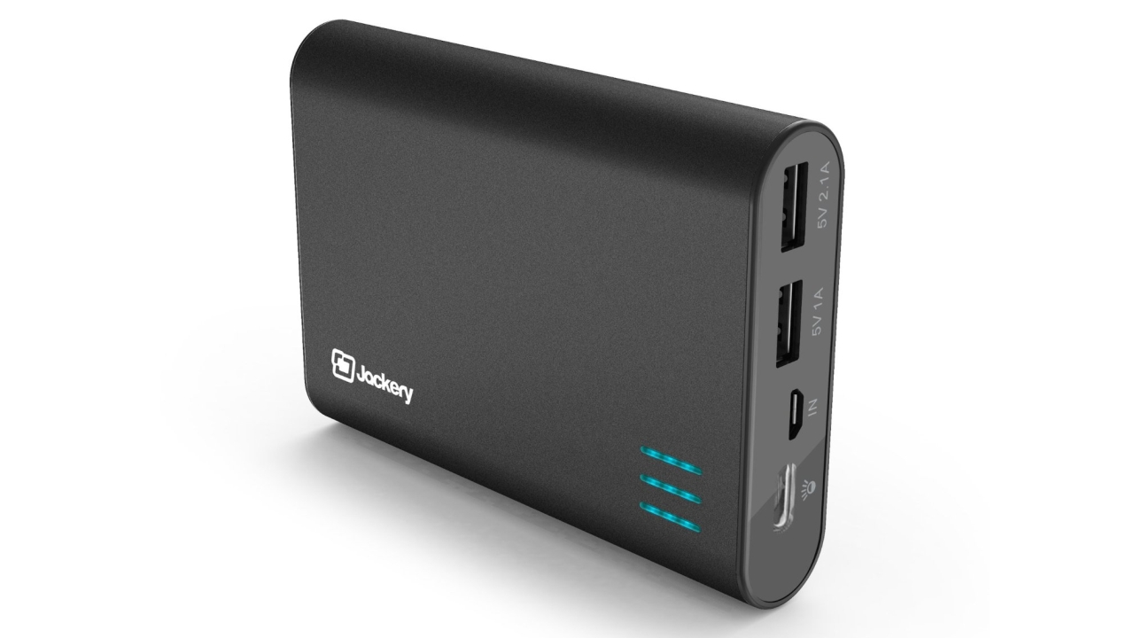 Jackery 20.100 mAh Dual Port Power Bank