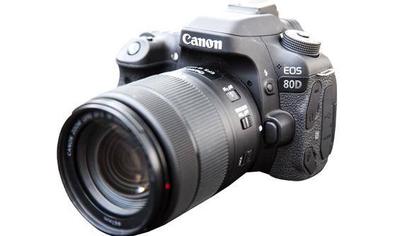 Kamera Canon EOS 80D