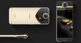 Protruly Darling Smartphone Berkamera 360 Derajat Yang Berhiaskan Berlian