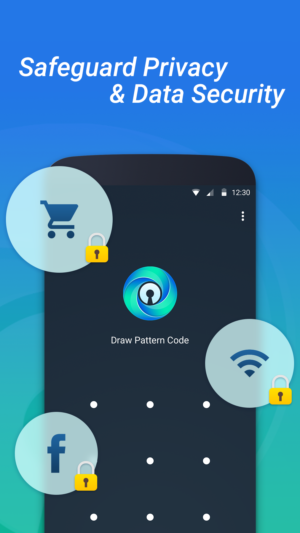 Aplikasi IObit Applock - Privacy Protect