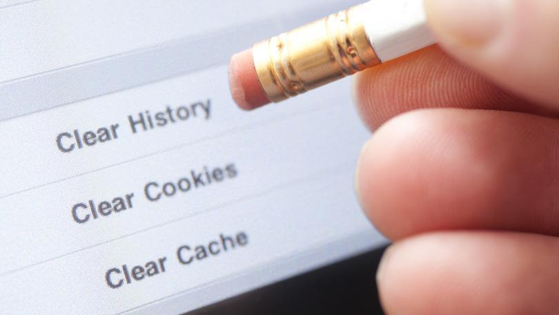 Hapus Cache dan History di Browser