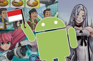Daftar Game Android Terbaik Karya Dari Anak Bangsa