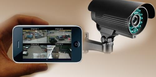 Digunakan Sebagai CCTV