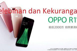 Kelebihan dan Kekurangan Oppo R11 Plus