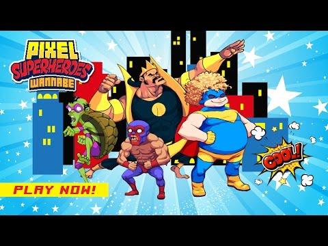 Pixel Superheroes (Lyto Mobi)