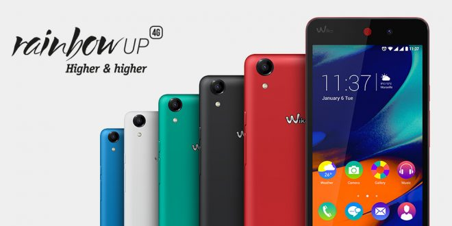 harga Wiko Rainbow UP