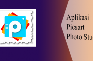Aplikasi PicsArt Photo Studio