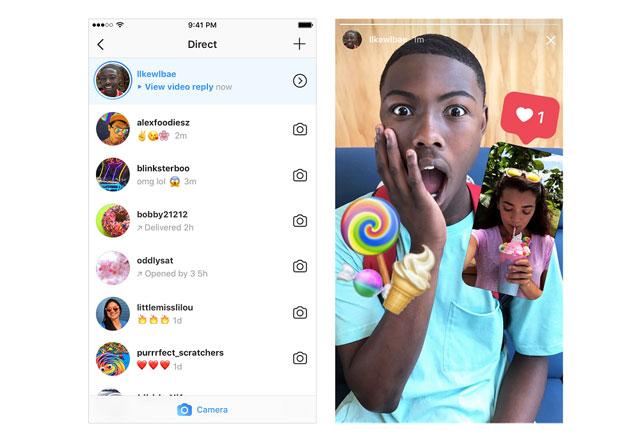 Cara Mudah Membalas Instagram Stories Teman Menggunakan Foto dan Video