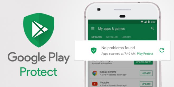 Fitur Google Play Protect Segera Hadir Untuk Perangkat Android