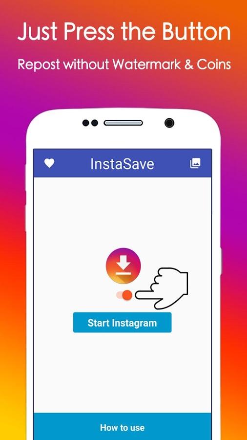 InstaSave Repost for Instagram