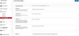 Kini Komentar Spam Di YouTube Dapat Diblokir Secara Otomatis