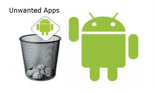 Uninstall Aplikasi yang Tidak Digunakan