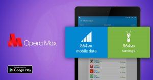 Aplikasi Opera Max Resmi Ditarik Dari Google Play Store