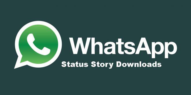 Cara Mudah Download Foto Dan Video Status WhatsApp Story
