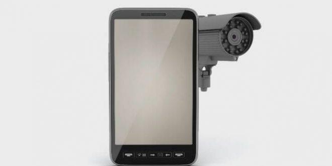 Cara Mudah Membuat CCTV Dengan Smartphone Android