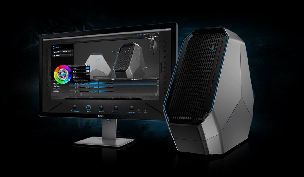 Dell Alienware Area 51 Kembali Tampil Dengan Dapur Pacu Intel Inside Terbaru