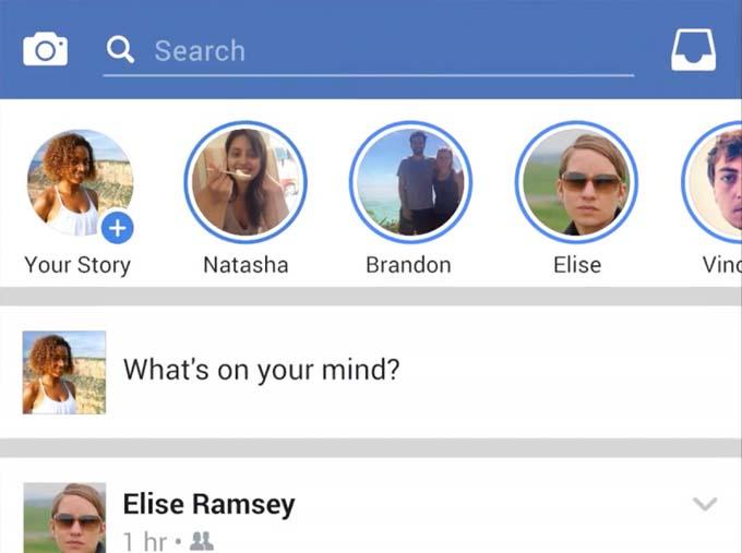 Facebook Segera Hadirkan Stories Di Tampilan Desktop