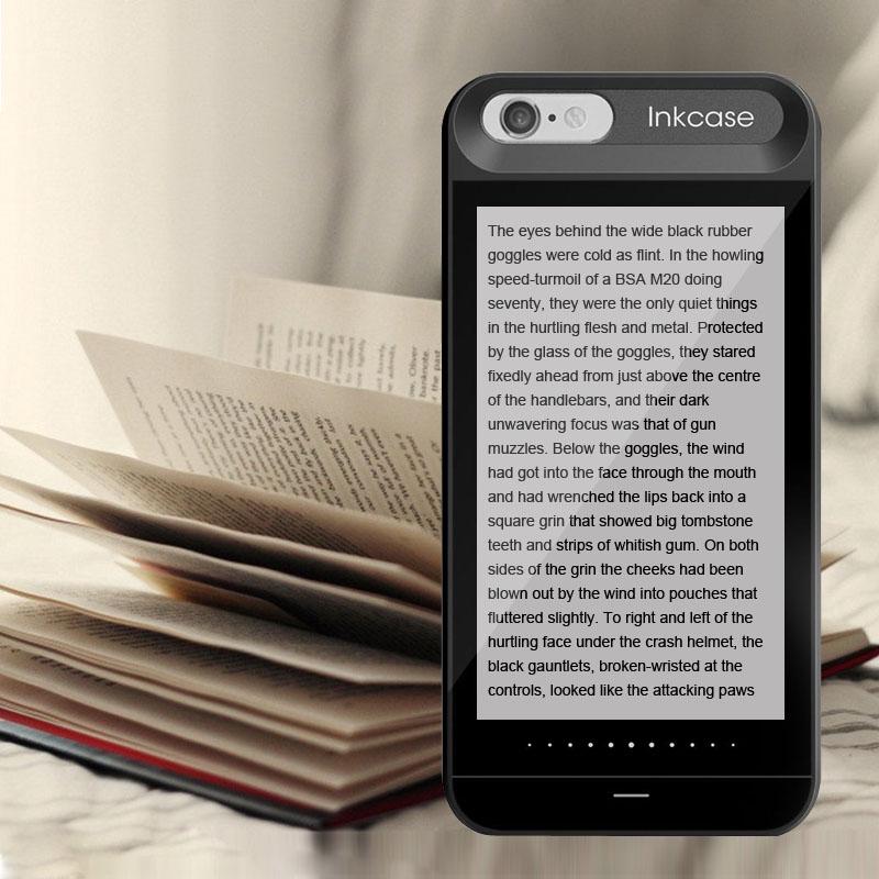 Jadikan Smartphone CDMA Menjadi E-Book Reader
