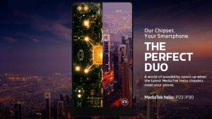 MediaTek Sudah Umumkan Chipset Helio P30 Dan Helio P23 Dengan Dukungan Dual VoLTE