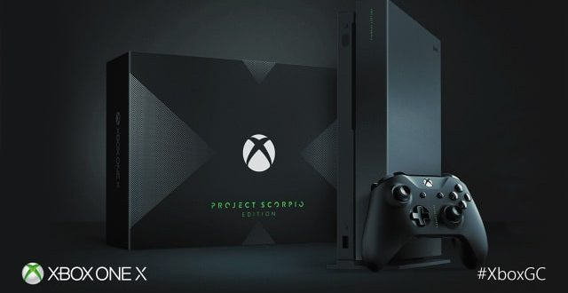 Microsoft Buka Rincian Informasi Pra-order Xbox One X Pada Gamescon 2017