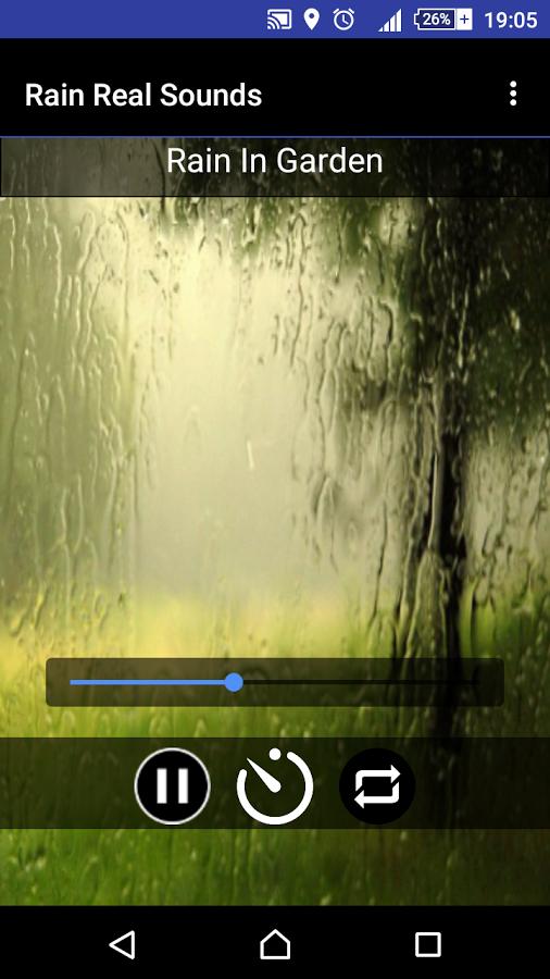 Rain Real Sounds Relax & Sleep