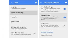 Setel ulang Google Now